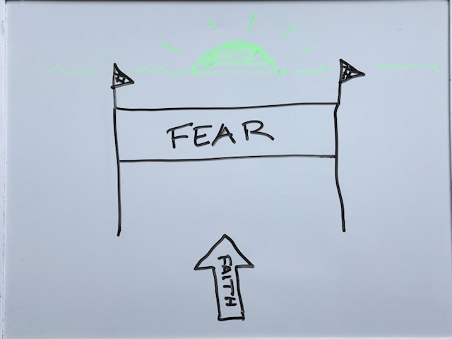 FAITH OR FEAR? HOW TO DECIDE
